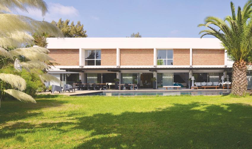 Villa Elie Azagury