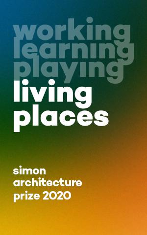Simon architecture prize 2020.