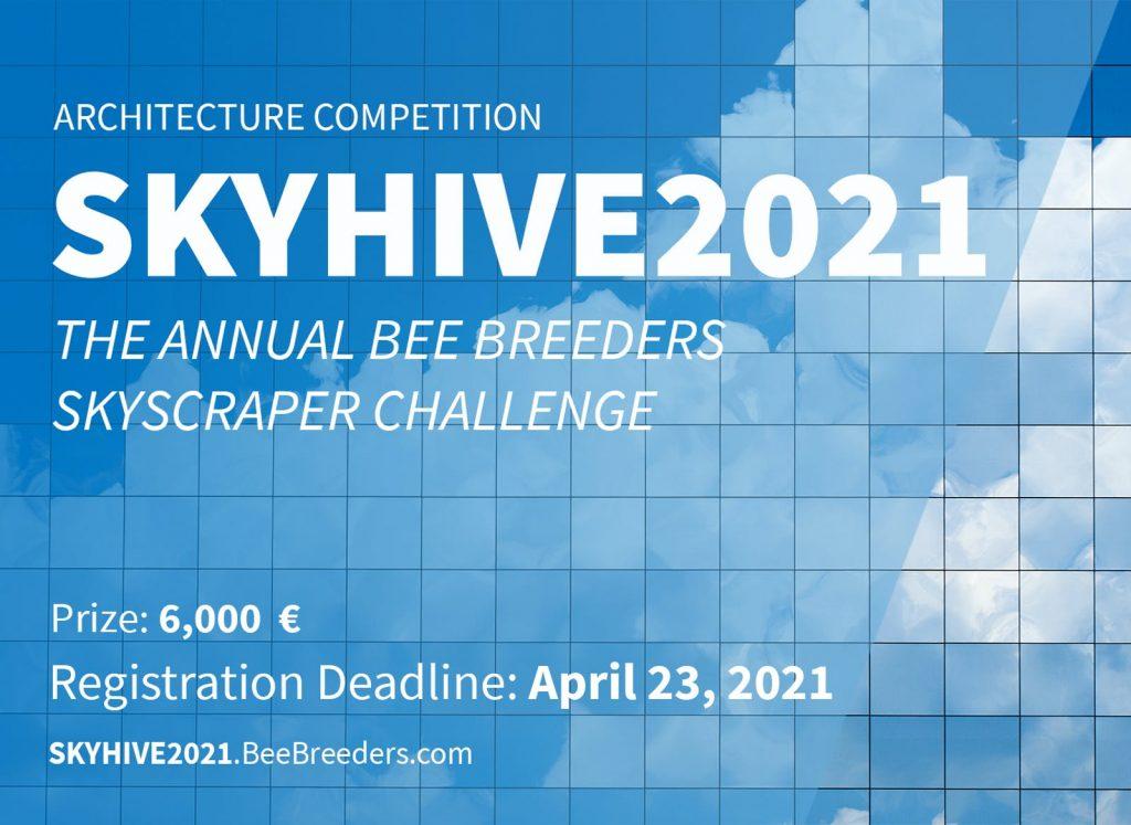 SKYHIVE 2021 - SKYSCRAPER CHALLENGE.