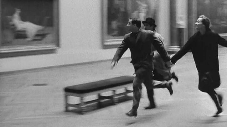 Jean-Luc Godard, Bande à part, 1964