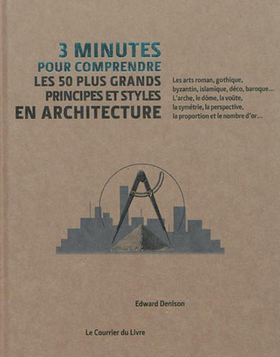3 minutes pour comprendre les 50 plus grands principes en architecture