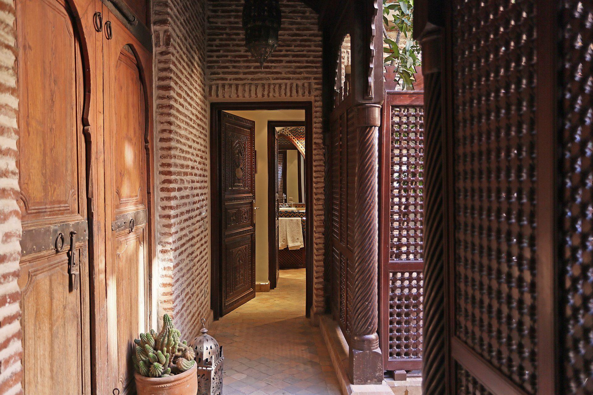 La maison arabe, Marrakech.