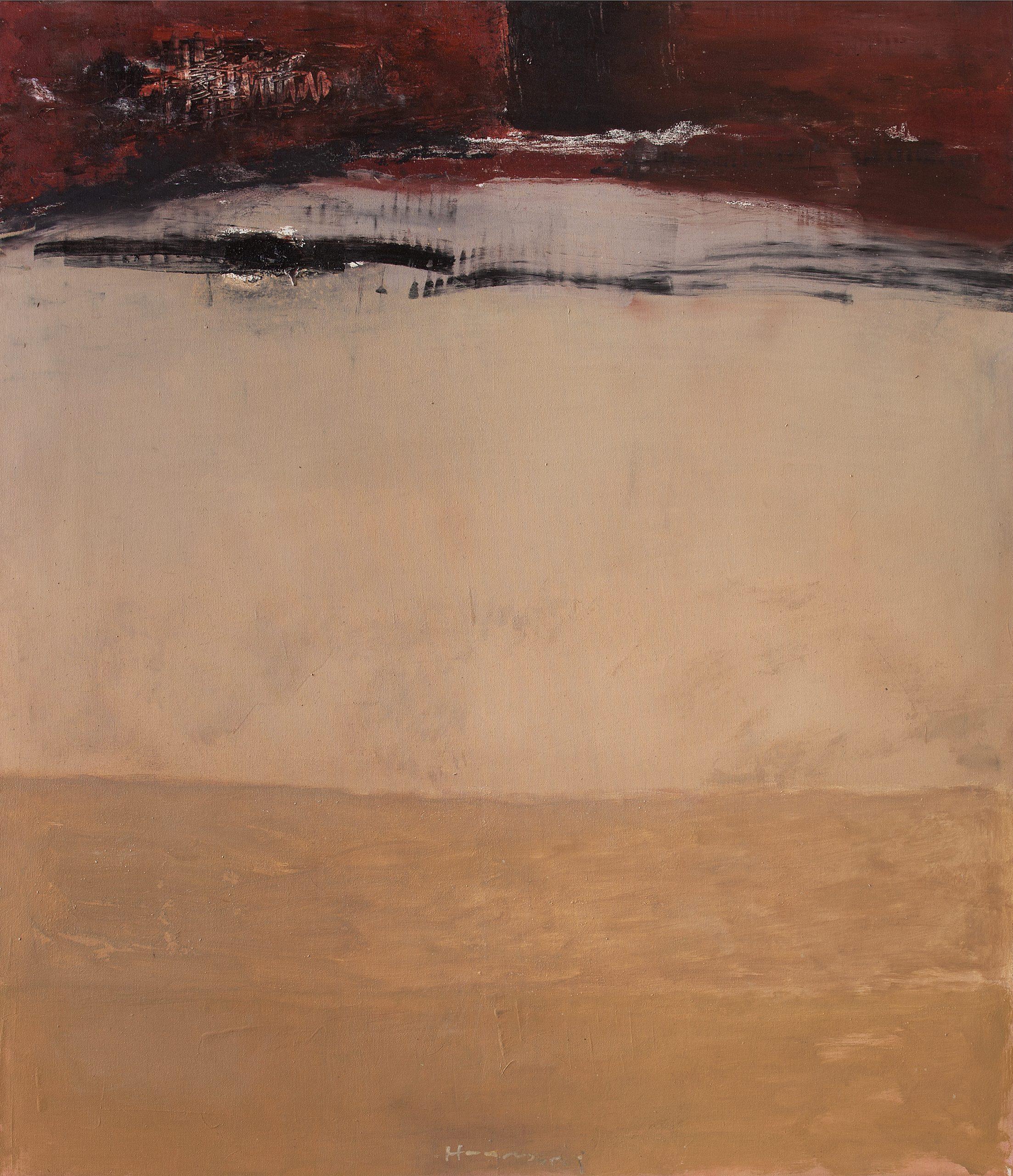 Hassani, Sans titre, 160 x 140 cm 2021