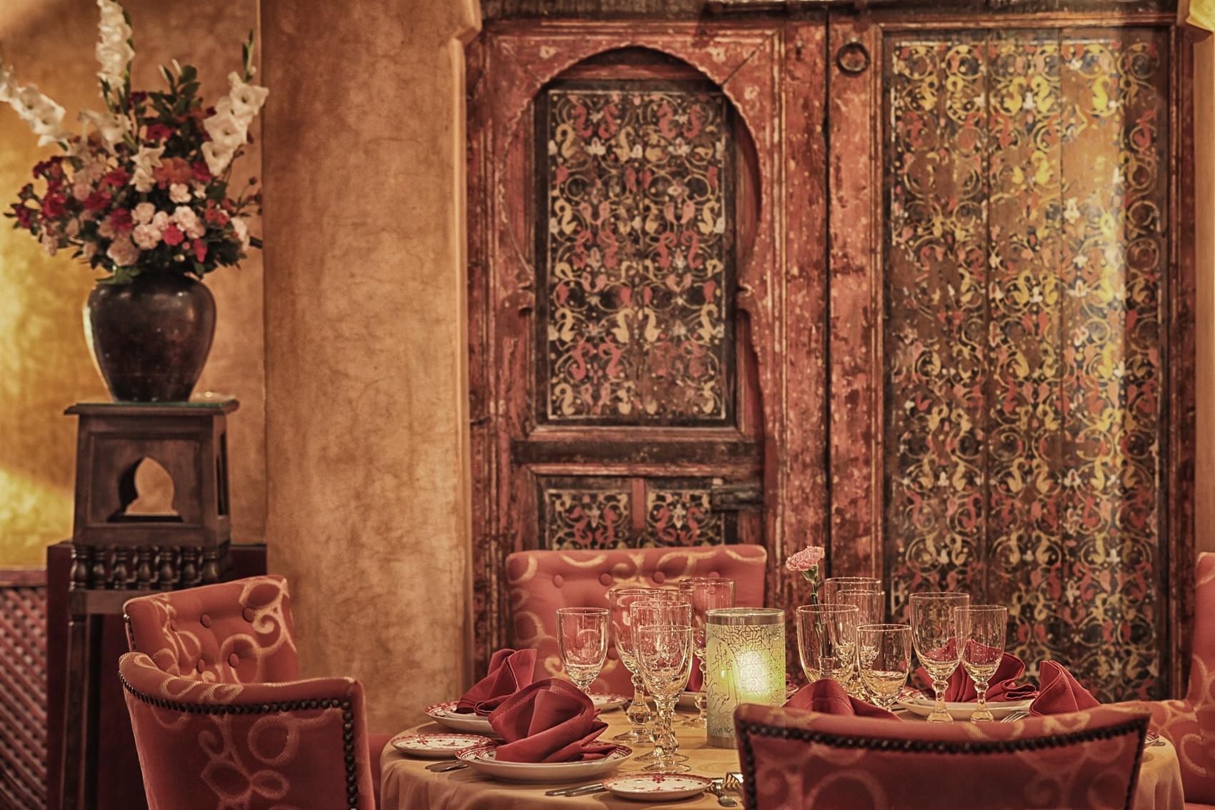 The Moroccan Restaurant