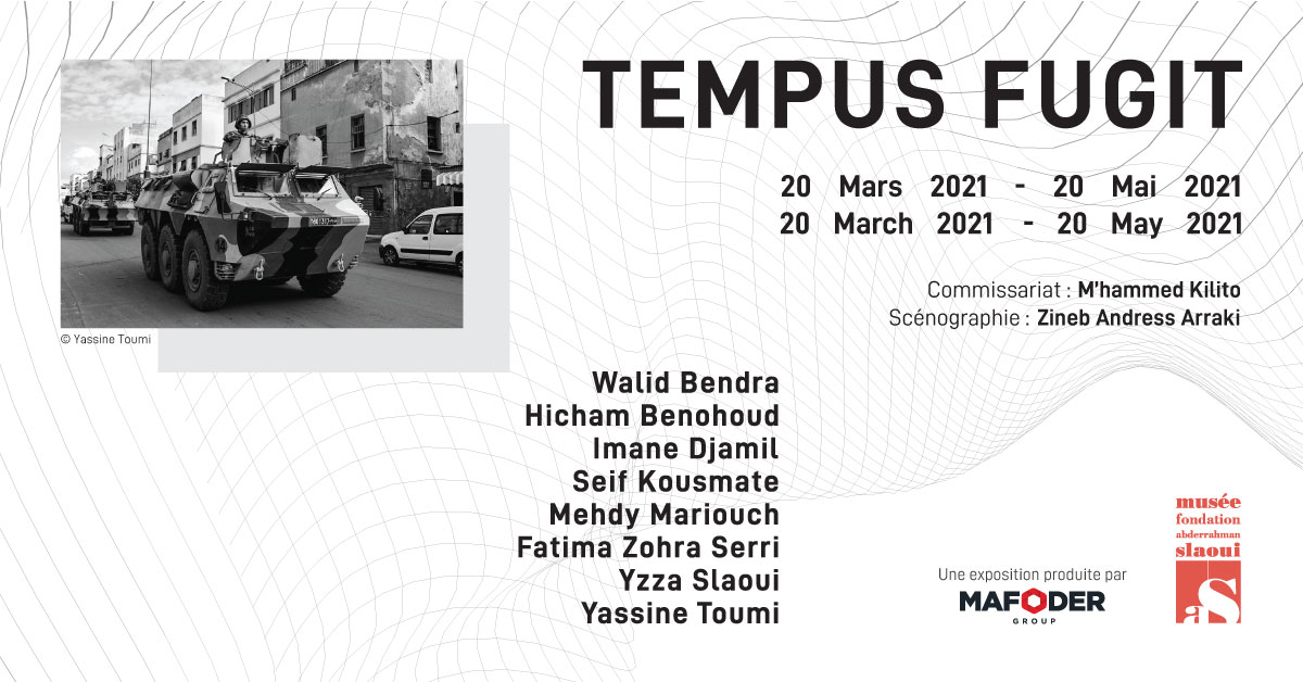 Tempus Fugit au Musée de la Fondation Abderrahman Slaoui
