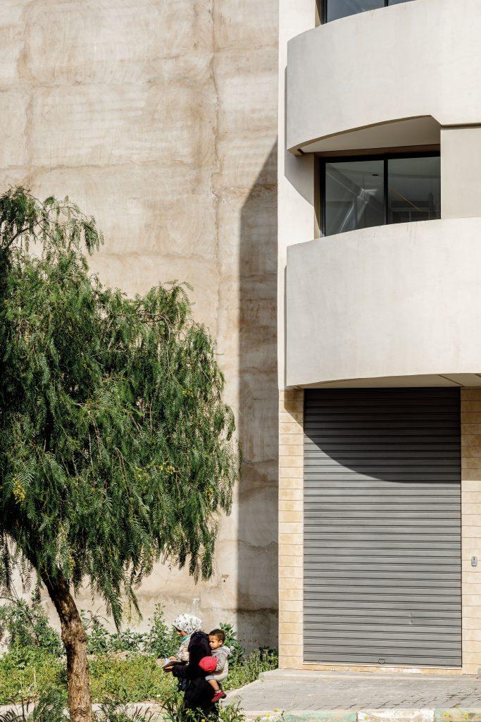 Immeuble Marine, Dar Bouazza.